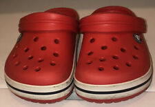 New Crocs Crocband-X Clogs Shoes Kids Boys/Girls Size 5