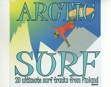 CD ARCTIC SURF	20 ultimate surf tracks from Finland	NEAR MINT (B3041)