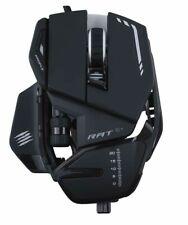 RAT 3 Gaming Optical Mouse 3500 dpi Gloss Black Mad Catz R.A.T