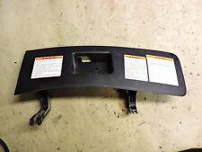 03 Suzuki AN650 AN 650 Burgman scooter storage glove box door cover