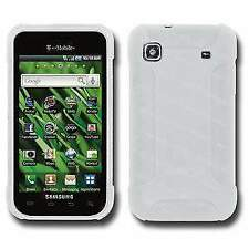 NEW AMZER WHITE PREMIUM SILICONE SOFT SKIN JELLY CASE FOR SAMSUNG GALAXY S I9000