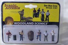 One Man Crew Woodland Scenics A1927 HO Scale Figures