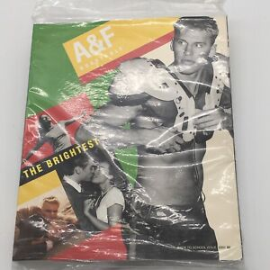 Abercrombie & Fitch A&F Quarterly Back To School Issue 2001 New In Wrap Vintage