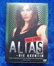 Alias - Die Agentin Die komplette fünfte Staffel, DVD Box Season 5