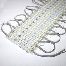Lot of 1000 Cool White 7512 5050 12V SMD 3LED Module Waterproof Light 500 Feet