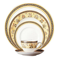 Wedgwood India 40Pc China Set, Service for 8