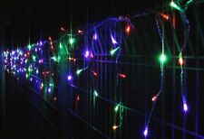 500 LED CHRISTMAS ICICLE LIGHT Memory Multi-colored