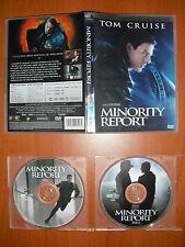 Minority Report - Edición Especial 2 discos [DVD] Steven Spielberg, Tom Cruise