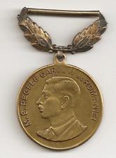 Romania - Ministerul Educatiei Nationle Premiul III ~ M.S. Regele Carol II