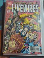 Livewires #1 VF 2005 Marvel Comic