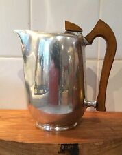 Vintage 1950's Piquot Ware 1¾ pint Coffee Pot Water Jug Made in England