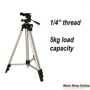 Laser Camera Tripod for Laser Level Distance Measurer DSLR 1/4 Thread Tough