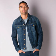 Diesel Button Denim Coats & Jackets for Men