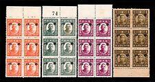 China 1943-1945 stamps Unused #772