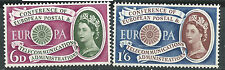 Great Britain Europe cept 1960 Without Fijasellos Mnh