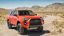 Toyota 4Runner 14-17 TRD PRO Front & Rear Lower Black Valance +Clips Genuine OEM