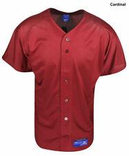 New Mizuno Two Youth 1- Small 1-Large Cardinal Baseball (2) Jerseys