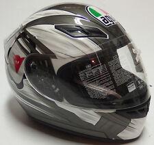 Casco moto helmet  AGV K-4 EVO dainese gris gray Talla / Size XS