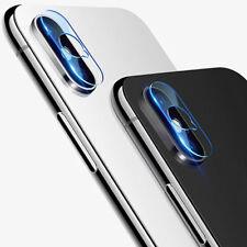 iPhone X Panzerglas Kamera Rückseite Hinten Back Hartglas Echtglas Schutzfolie