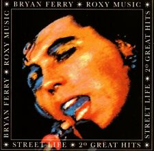 "ROXY MUSIC - 20 Greatest Hits CD (Bryan Ferry) BEST OF/Incl. ""VIRGINIA PLAIN"""