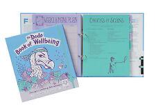 Dodo Livre de bien-être-Santé, Fitness et bien-être Organisateur, Planificateur & journal intime