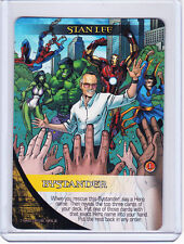 2015 Upper Deck Marvel 3D Legendary Playable Card Stan Lee Bystander