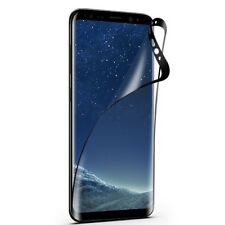 New Samsung Galaxy S8 3D Full Curved LCD Soft Screen Protection Black