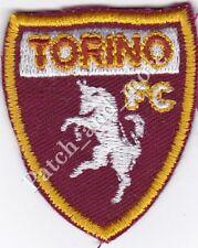 [Patch] TORINO F.C. CALCIO replica sport serie A cm 4 x 4,5 toppa ricamo -996
