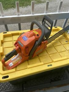 Husqvarna 450 20 in. 50.2cc 2-Cycle Gas Chainsaw Used