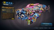Borderlands 3 Modded KALEIDOSCOPE Rocket Launcher 3-in-1 🌈 Exclusive - XBOX PS4