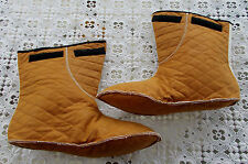NEW~BATES QUILTED GORE-TEX BOOT LINER, SIZE 7.0-7.5 WIDE/EXTRA WIDE WIDTH~NEW