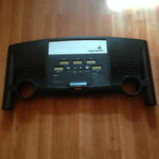 ROGER Black Silver Tapis Roulant AG-10301 Display Panel console tutti i lavora! ** PAS **