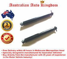 NEW Ford Falcon Fairmont AU BA BF Rear Shock Absorbers 1998 2000 2001 2004-2010