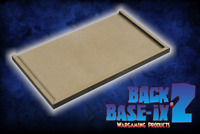 MDF Movement Tray Warhammer Fantasy 25mm Base 5F x 2D