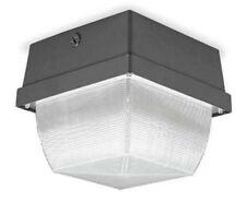 ACUITY LITHONIA Fixture, Canopy, 100 W Mfr. Model # VR3C 100M 120 L/LP (M1773)