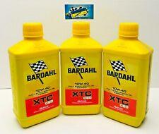 3LT Olio motore Bardhal XTC C60 10W - 40