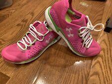 Under Armour Women's shoes Pink size 8.5 EXCELLENT CONDITION