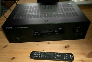 YAMAHA R-S202D Natural Sound Receiver Stereo Amplifier  - mit Fernbedienung -