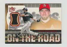 Jeff Bagwell Astros 2002 Fleer Ultra On The Road Jersey