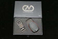 Mercedes Genuine Hand Made Leather Key Case Cover KR0011