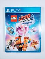The LEGO Movie 2 Video Game PS4 Sony PlayStation 4 Warner Bros DC New Sealed