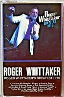 Cassette Roger Whittaker Greatest Hits TESTED You Are My Miracle Annie's Song