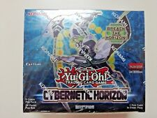 Yu-Gi-Oh - Cybernetic Horizon Booster Box - Sealed ENG box