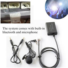 Bluetooth System Kit Handsfree Stereo AUX Adapter Interface Fit For Toyota Lexus