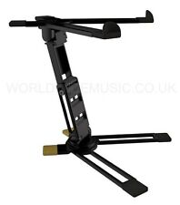 HERCULES dg400bb Foldaway Laptop Stand + Bag-rapido e semplice SUPPORTO PER LAPTOP