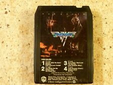 "Van Halen 1st Self Titled 8-Track Tape Tested Refurbished 1978 ""Jamie's Cryin"""