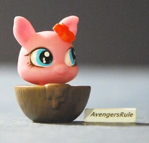 Littlest Pet Shop Mystery Wave 2 #3775 Pig Pink