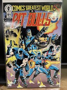 COMICS' GREATEST WORLD: PIT BULLS WEEK 2 1993