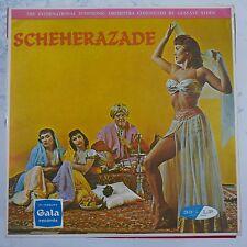 vinyl lp record SCHEHERAZADE gustave stern glp 349