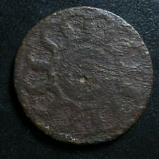 Fugio copper 1787 USA Colonial US Franklin cent 8.19g Corroded